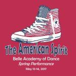 2017 Belle Academy shirt 2c
